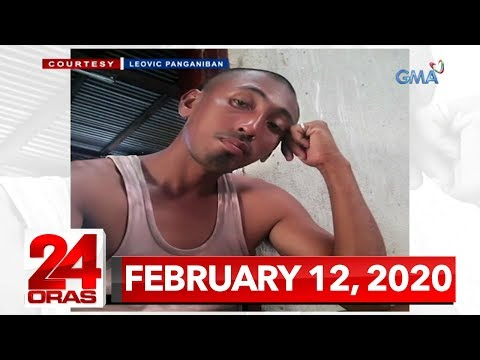 24 Oras Express: February 12, 2020 [HD]