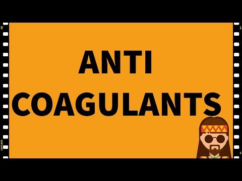 Pharmacology- Anticoagulants- Blood-