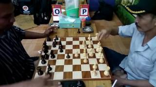 Chess Game Duel Ulang Master Nobby Vs Master Ndut