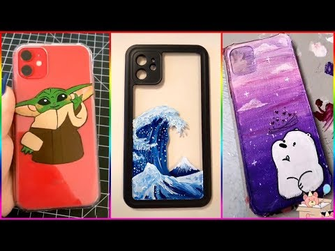 Best TikTok Painting On Phone Cases Compilation #17
