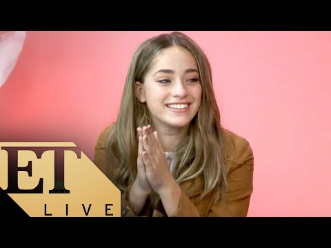 ET Live With 'The Voice' Winner Brynn Cartelli