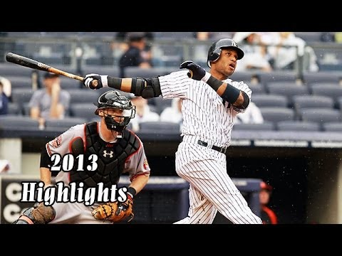 2013 Robinson Cano Offensive Highlights