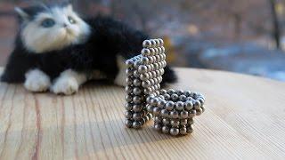 Неокуб фигуры. Унитаз из неокуба(Как сделать унитаз из неокуба 216 магнитных шариков. Неокуб купить 5мм: https://goo.gl/PzoVqB Неокуб в коробке 3мм: https://go..., 2016-11-23T13:29:48.000Z)