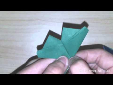 Origami ELF SHOE!