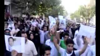 6 August 2009 Iran Kermanshah Kianush Asa memorial Part 6