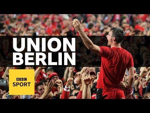 FC Union Berlin: 'A rebellious football club in a rebellious city'