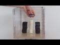 Perfect Oreo Separation Using a Vacuum C