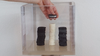 Perfect Oreo Separation Using a Vacuum Chamber