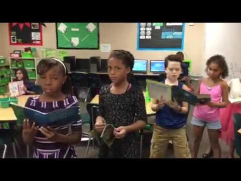 Imagine Tempe Ms. Sweigert's 3rd Grade BeKind Dance Challenge