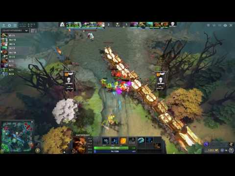 Alliance vs Ad Finem Elimination Mode 3.0 LB Finals Game 2 VOD DOTA 2 / Limmp Tiny / Madara Huskar