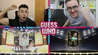 WE PACKED ICON RUUD GULLIT IN GUESS WHO FIFA vs AJ3