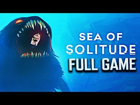 Sea of Solitude - Full Game // 100% Collectibles All Seagulls and Bottles
