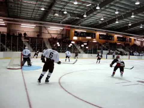 Capitals And Cougars At PCU Centre