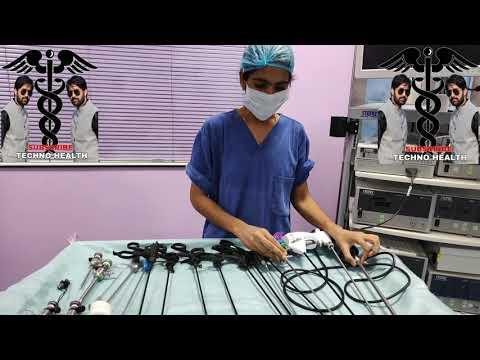 Laparoscopy Hysterectomy Instrument