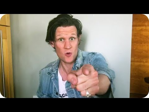 Matt Smith Has a Proposition for You...  Omaze