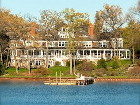 Waterfront Mansion in Holland, Michigan