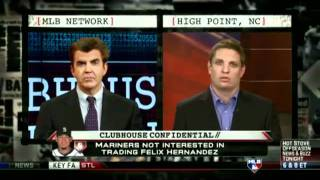Dave Cameron on Clubhouse Confidential, 1/16/2012
