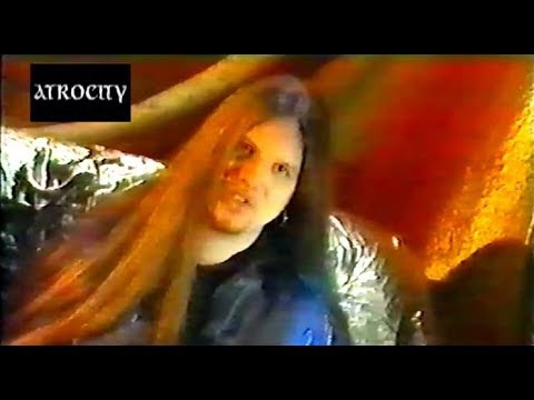 Atrocity - German TV Report 1998 (TV) Interview & Live