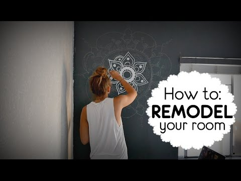 Interior How To Remodel A Room how to remodeldecorate your room diy youtube