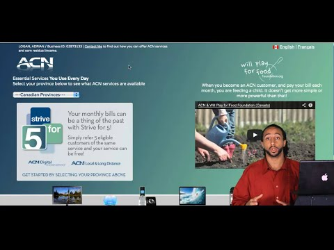 ACN Canada | How To Switch Home Phone & Internet | Digital Phone Service
