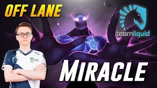 Miracle Enigma Off Lane - Dota 2 Pro MMR Gameplay