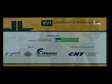 VIAÇÃO E TRANSPORTES - Seminário - 31/08/2016 - 09:20