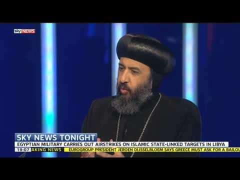 Coptic Orthodox Church Bishop On Islamic State's Murder Of Christians