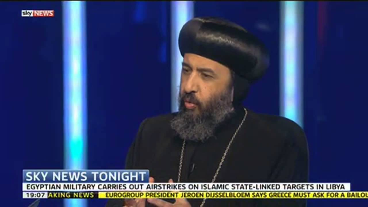 Coptic Orthodox Church Bishop On Islamic State's Murder Of Christians