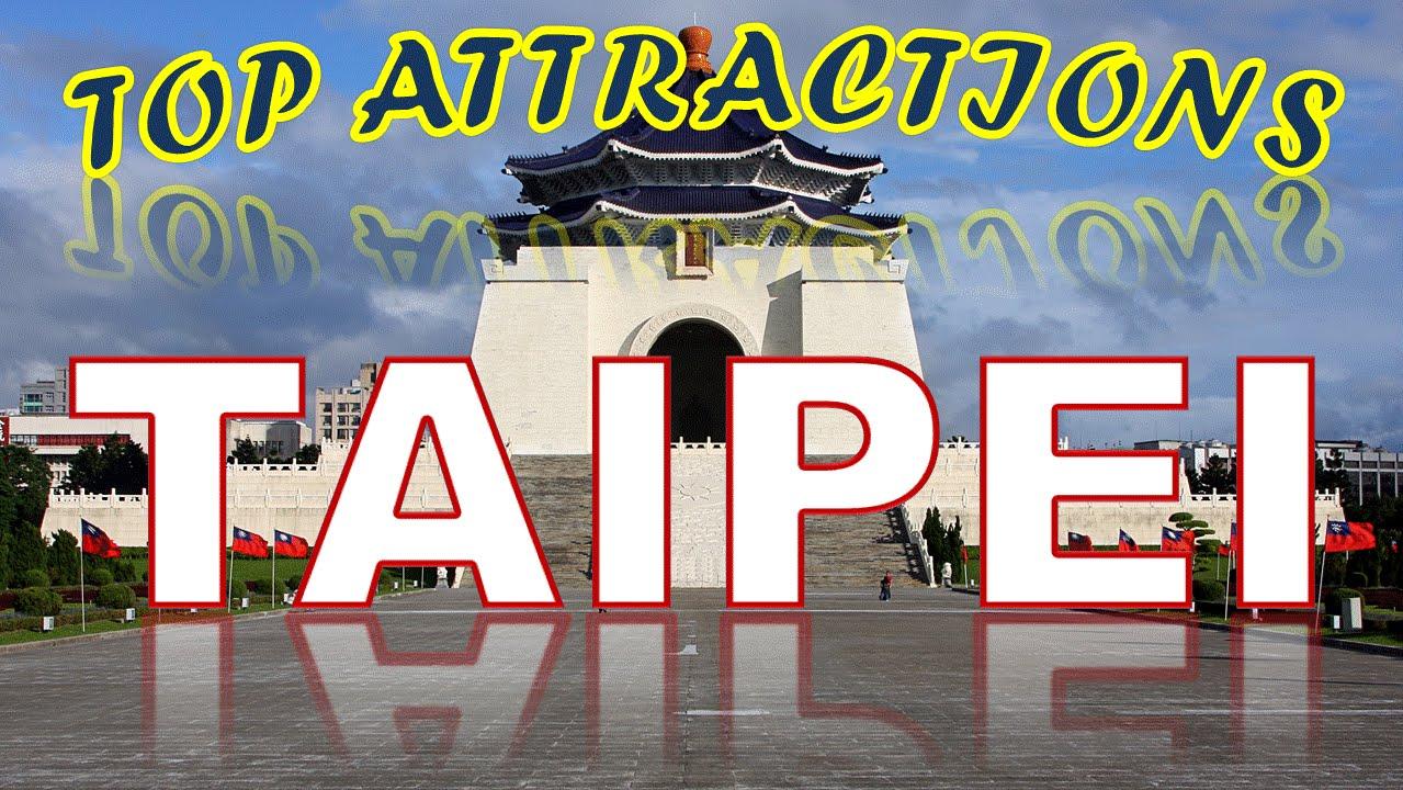 Visit Taipei, Taiwan: Things to do in Taipei - The City of Azaleas - YouTube