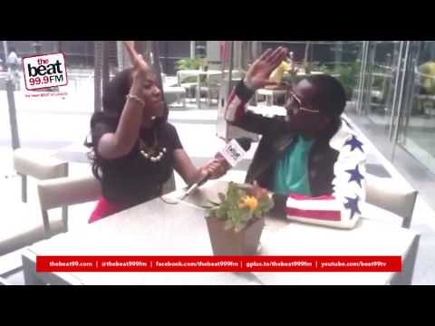 Fade's interview with Ice Prince at the 2013 BET Awards