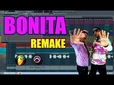 Jowell & Randy - Bonita - FL Studio + Pro Tools [Remake]