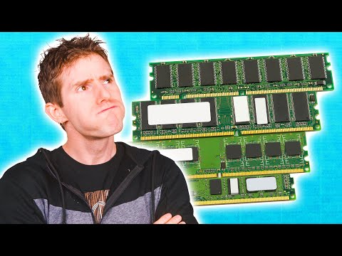 How Much RAM Do You ACTUALLY Need? (2020)