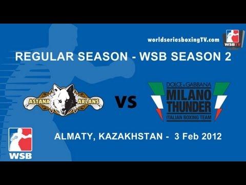 Astana vs. Milan - Week 8 WSB Season 2