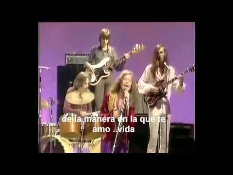 Janis Joplin - To love somebody - subtitulada