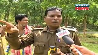 Exclusive Interview With Forest Guard in satkosia