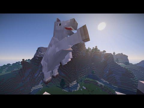 Minecraft HXC S02 Survival - SPIRIT HORSE! w/AshDubh, Tomohawk