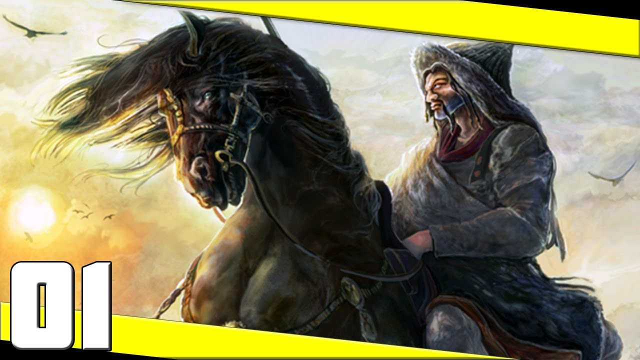 Kaiserreich HOI4 Mongolia Gameplay Ep 1 - The Great Khan    Kaiserreich  HOI4 Lets Play