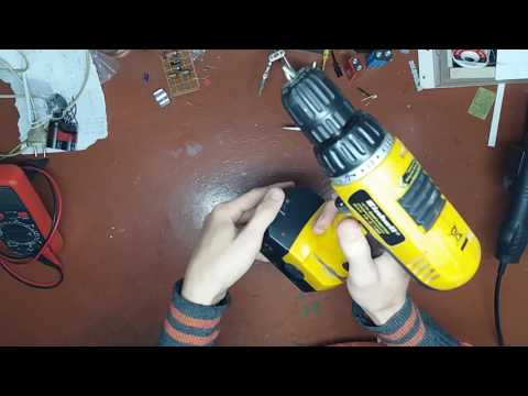 18V 20A SMPS for cordless drill