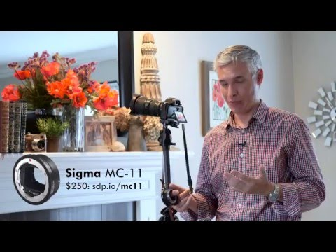 Canon to Sony Adapter Review: Sigma MC-11 vs Metabones Mk IV