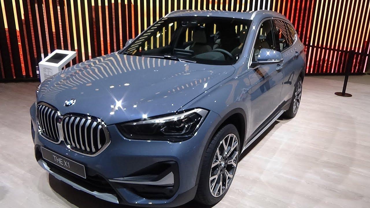 2020 BMW X1 xDrive20d - Exterior and Interior - IAA ...