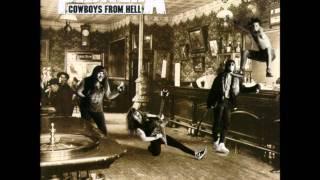Pantera - Cowboys From Hell (D tuning)