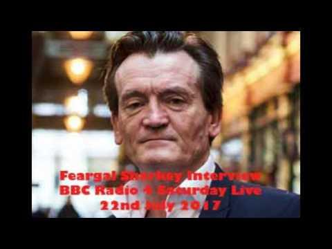 Feargal Sharkey interview  Radio 4 Saturday