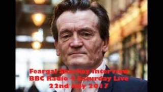 Feargal Sharkey interview - Radio 4 Saturday Live