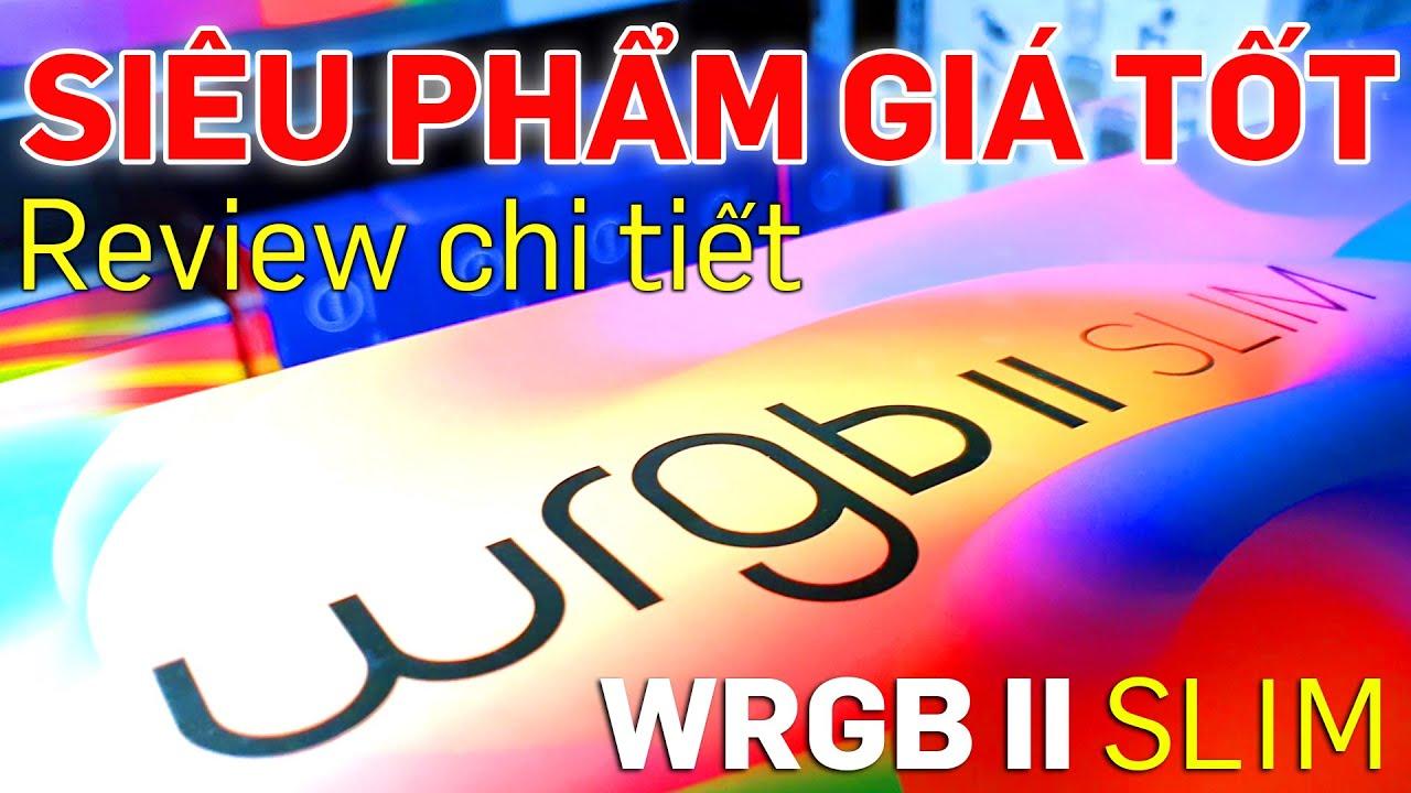 Review chi tiết đèn thuỷ sinh chihiros WRGB 2 Slim, siêu phẩm giá tốt - Quoidecor