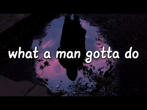 Jonas Brothers - What A Man Gotta Do (Lyrics)