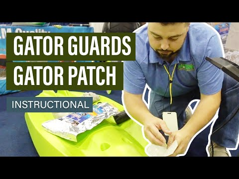 Gator Guards Gator Patch Seals and Repairs Any Part of Your
