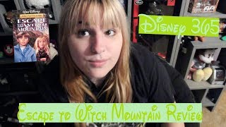 ESCAPE TO WITCH MOUNTAIN || A Disney 365 Review