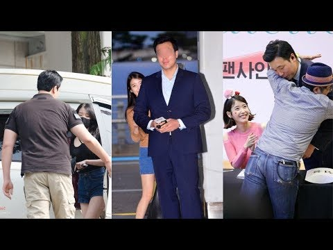 IU's bodyguard who became a celebrity just by being himself