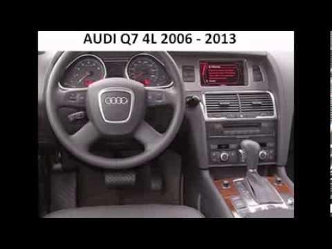 Audi Q7 4l 2006 2013 Diagnostic Obd Port Connector