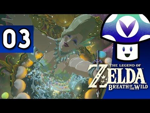 [Vinesauce] Vinny - Zelda: Breath of the Wild (part 3) + Art!